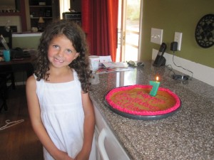 Toothless Birthday Girl