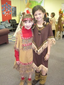 Native American Day (3rd grade)
