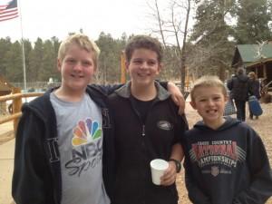 Winter Camp Memories